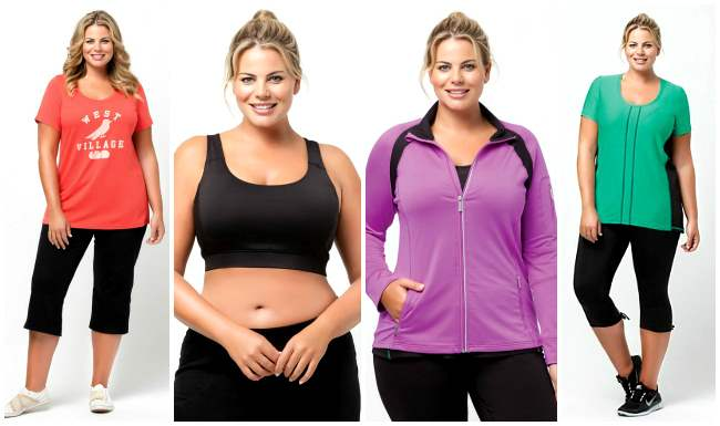 Where to Buy Plus Size Active Wear