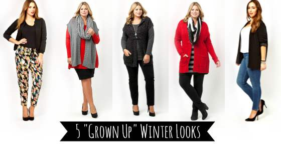 5 great sophisticated outfits for Winter