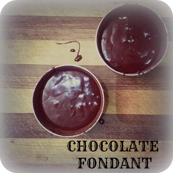 Tatum's Kitchen Bootcamp: Chocolate Fondant