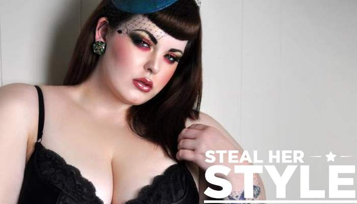 Tess Munster {Steal Her Style}