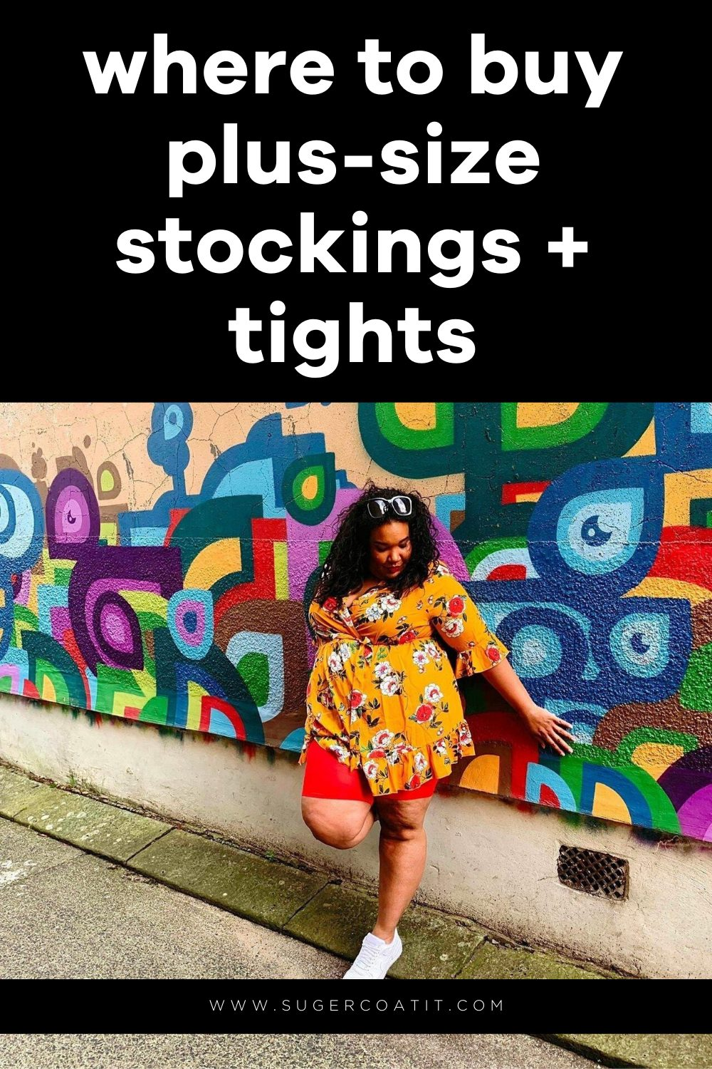 Where to buy plus-size stockings + tights - Suger Coat It