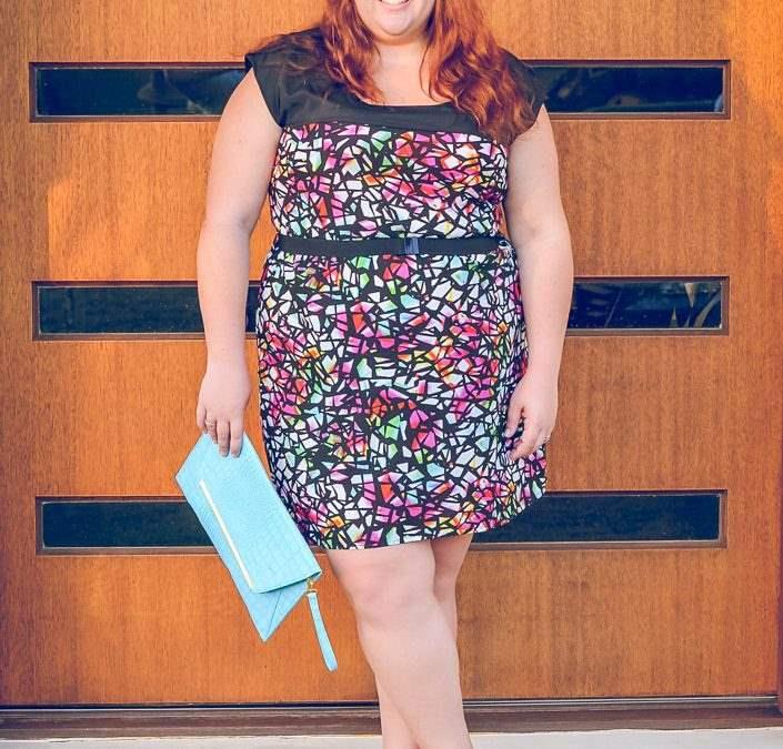 She Wore What: City Chic Summer Dress