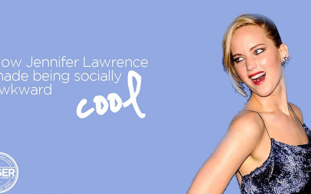 Confident You: How Jennifer Lawrence made it awesome to be awkward