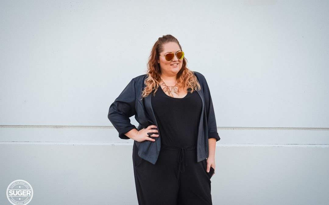 Why I blog about plus-size fashion.