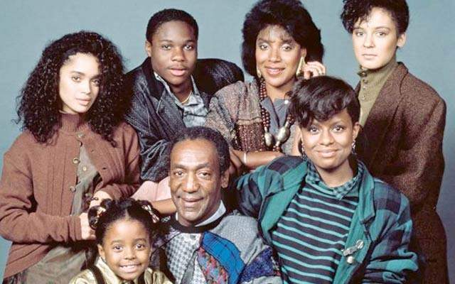 Binge watching The Cosby Show.
