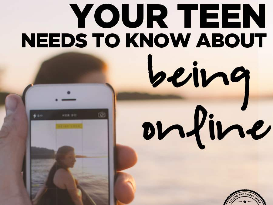 5 things your teen needs to know about being online