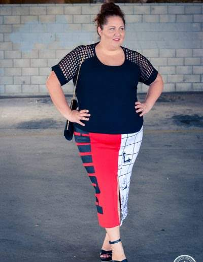 plus size fashion blog date outfit puma asos curve -2