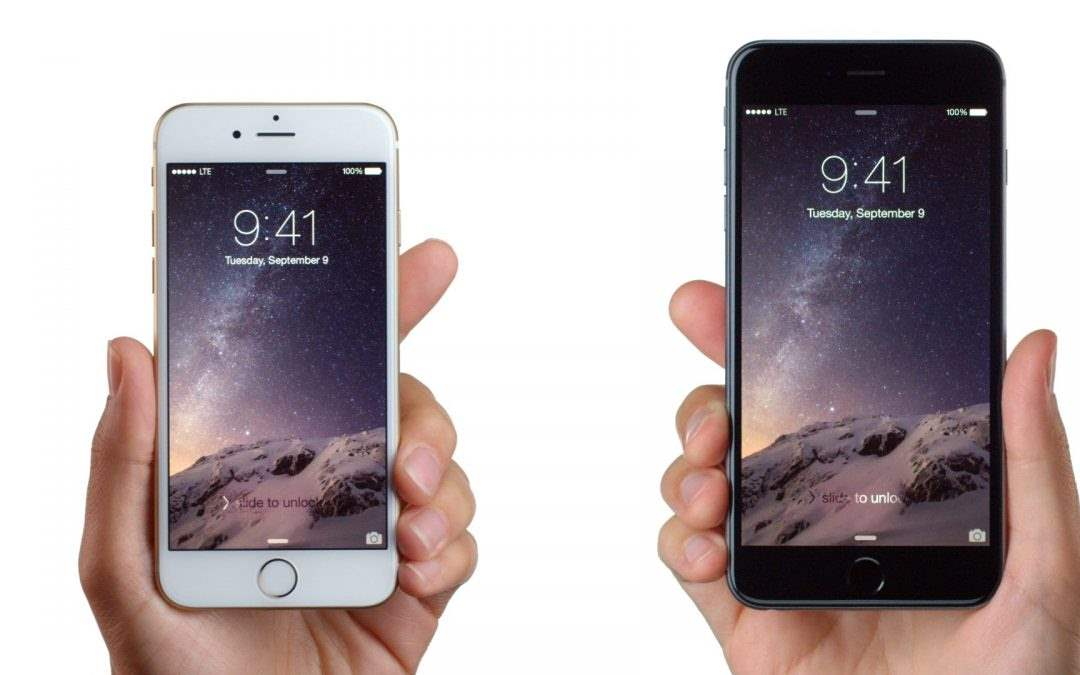 Review: The iPhone 6 Plus + Me