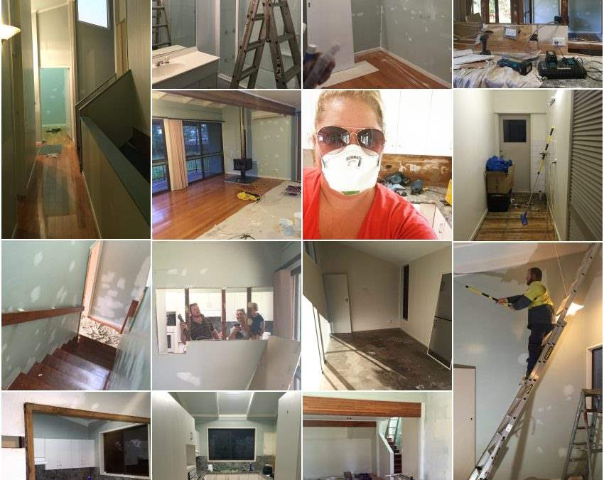Suger's Place: Renovation Update