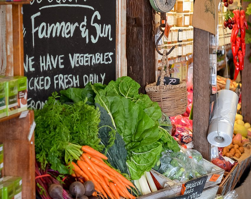 Farmer & Sun Marketplace Cafe