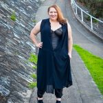 city chic lingerie blogger review corset as top-4