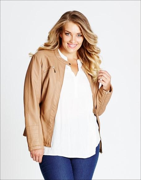 where to buy plus size winter coats - suger coat it - australia