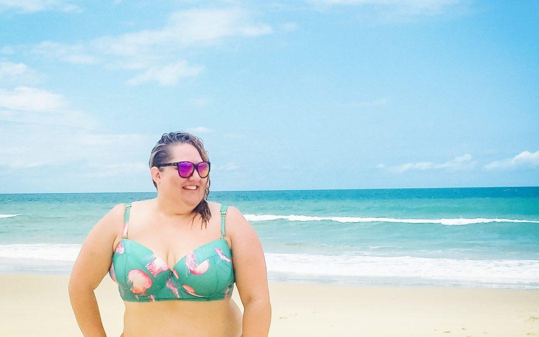 Why I refuse to be afraid to wear a bikini | www.sugercoatit.com