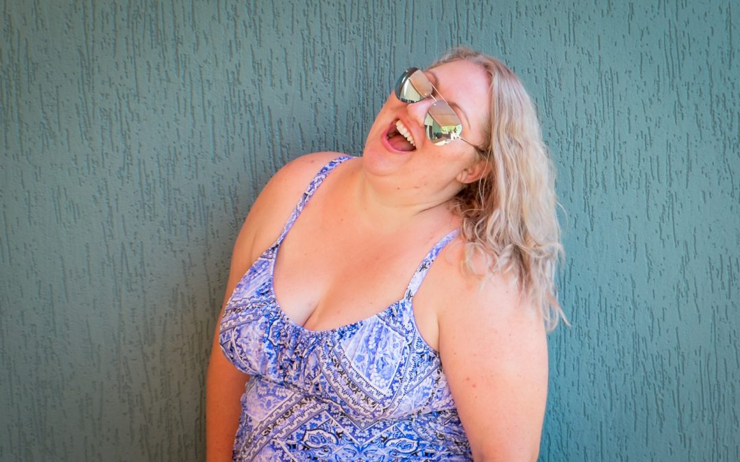 For the love of the plus size tankini + giveaway!