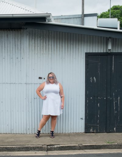 little white dress plus size fashion-4