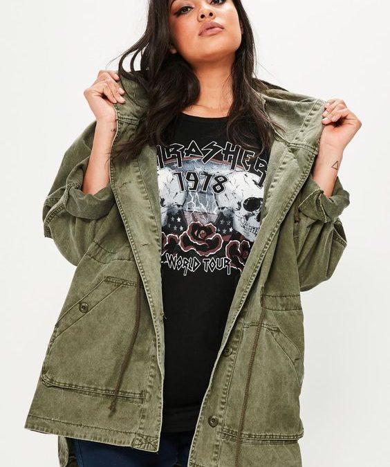 Plus Size Winter Jackets - Suger Coat It