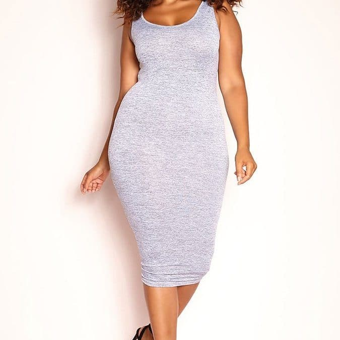 Where to buy plus size bodycon {woot woo}