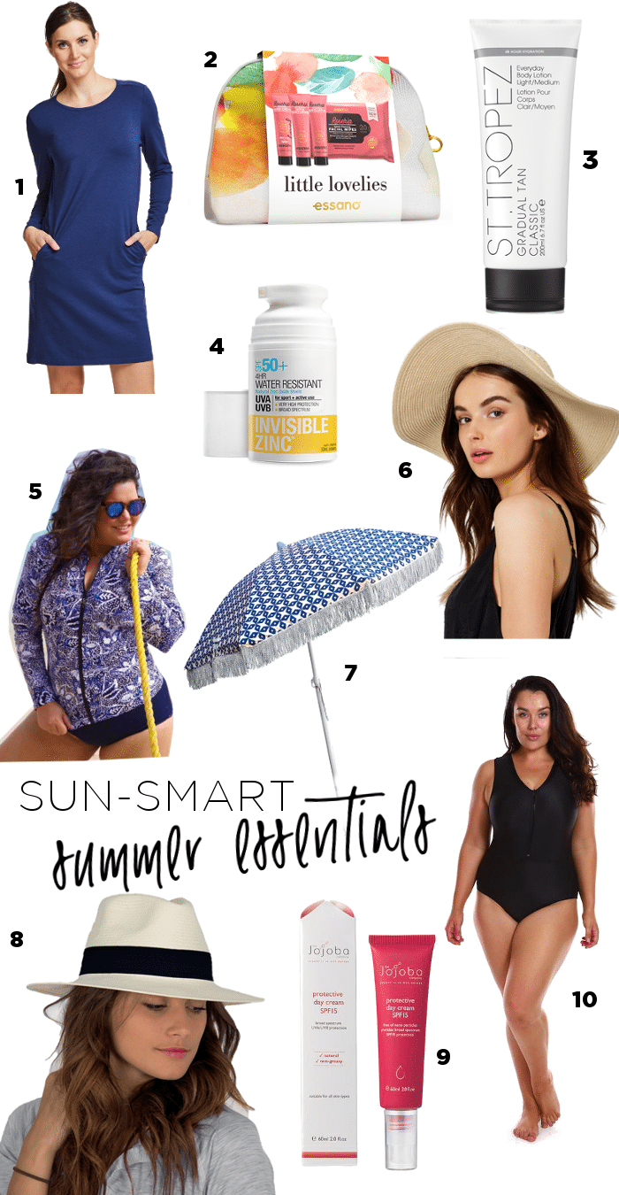 sun-smart products for summer - Suger Coat It