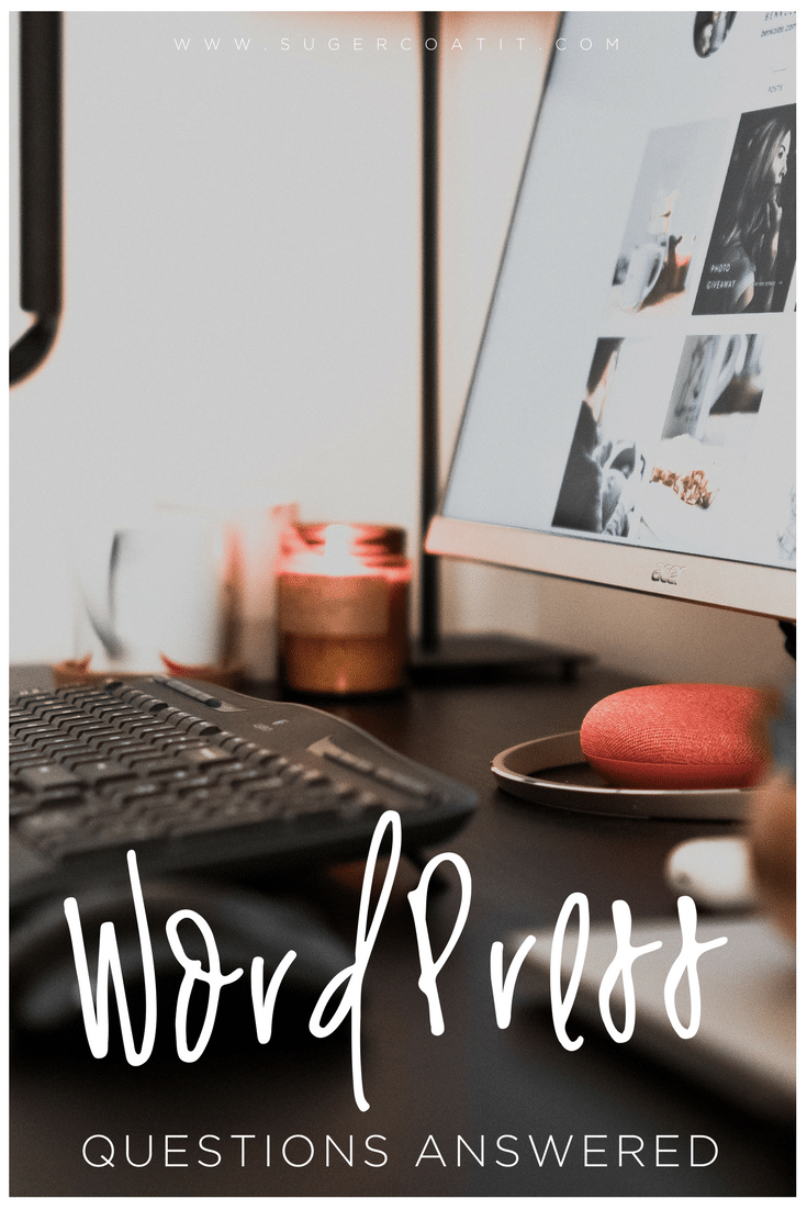 WordPress Pro Tips - Suger Coat It