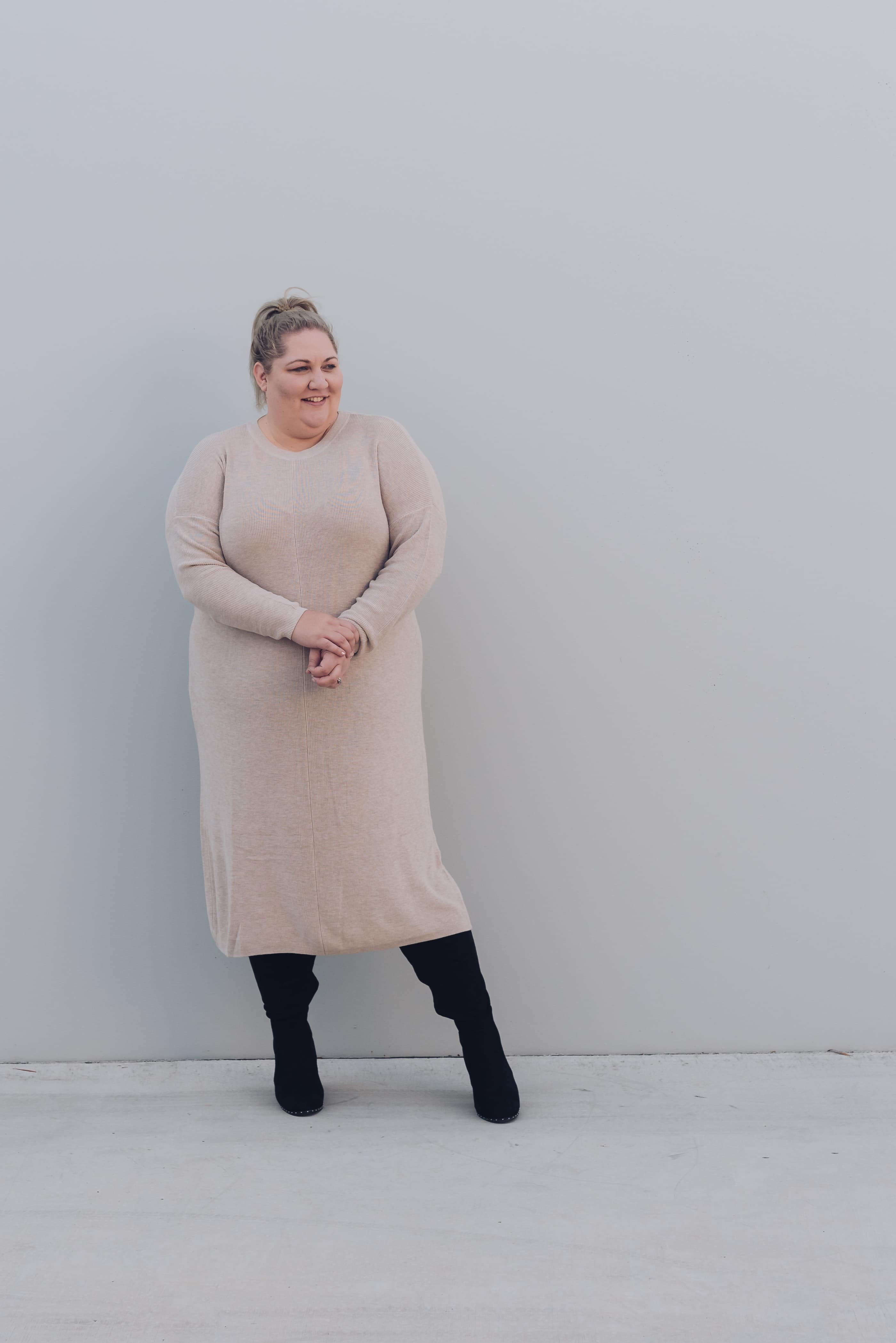 Cosy Knits + Boots Time! | Suger Coat It