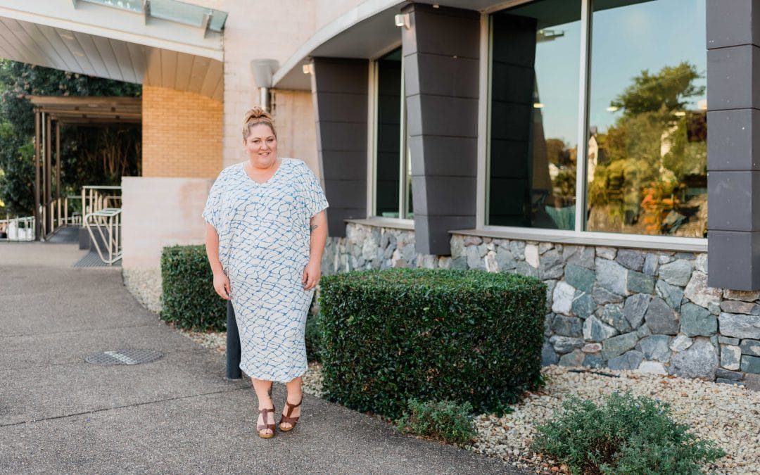Plus-size maxi dresses I'm wearing now