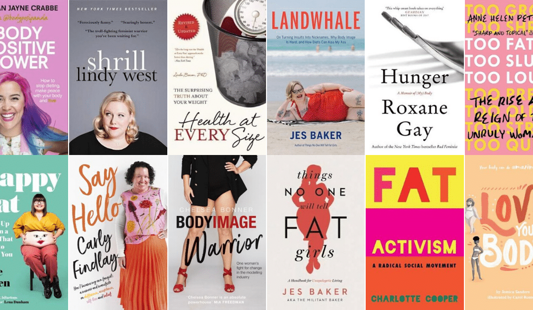 Books to improve your body image