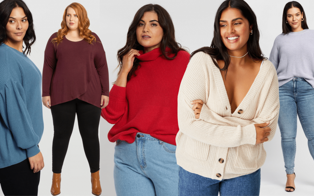 23 cosy plus-size jumpers for winter - Suger Coat It