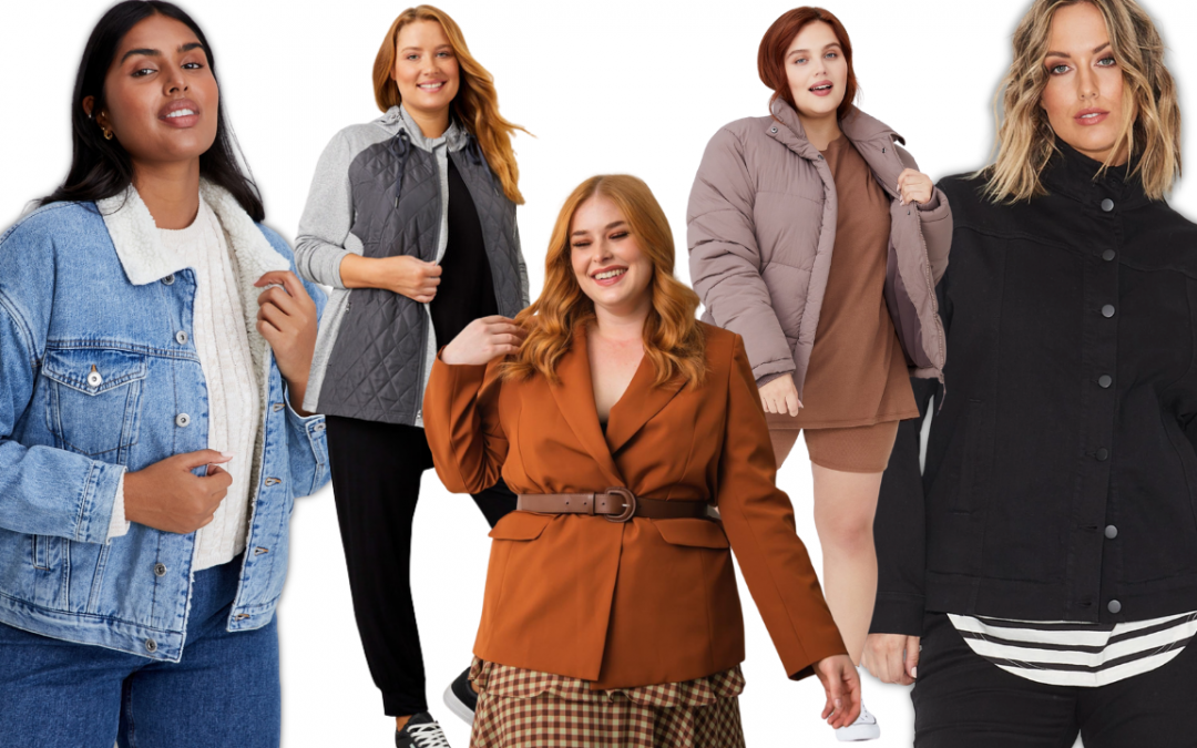 Where to Buy a Plus Size Jacket Under $150